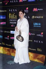 Rekha at IIFA press conference in jw marriott juhu on 12th June 2018