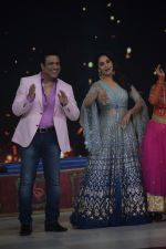 Govinda, Madhuri Dixit on the sets of Colors dance realty show Dance Deewane in filmcity on 13th June 2018 (10)_5b220515be863.JPG