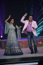 Govinda, Madhuri Dixit on the sets of Colors dance realty show Dance Deewane in filmcity on 13th June 2018 (23)_5b220565d7b8b.JPG