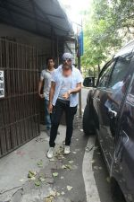 Jackie Shroff spotted Purple Haze studio for dubbing in bandra on 13th June 2018