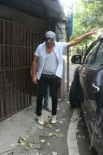 Jackie Shroff spotted Purple Haze studio for dubbing in bandra on 13th June 2018 (10)_5b22002ba8b4e.JPG