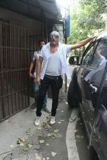 Jackie Shroff spotted Purple Haze studio for dubbing in bandra on 13th June 2018 (11)_5b22002e23a98.JPG