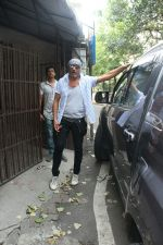 Jackie Shroff spotted Purple Haze studio for dubbing in bandra on 13th June 2018 (12)_5b220030ac141.JPG