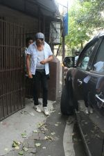Jackie Shroff spotted Purple Haze studio for dubbing in bandra on 13th June 2018 (2)_5b220017e79dd.JPG