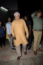 Javed Akhtar at the Screening of Lust stories in bandra on 13th June 2018 (7)_5b220c34e8434.JPG