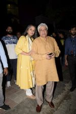Shabana Azmi, Javed Akhtar at the Screening of Lust stories in bandra on 13th June 2018 (16)_5b220d1120af1.JPG