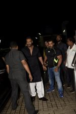 Ajay Devgan at the Screening of Race 3 in pvr juhu on 14th June 2018