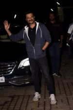 Anil Kapoor at the Screening of Race 3 in pvr juhu on 14th June 2018