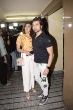 Himesh Reshammiya at the Screening of Race 3 in pvr juhu on 14th June 2018 (73)_5b233f7775e8d.JPG