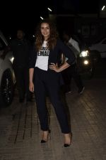 Huma Qureshi at the Screening of Race 3 in pvr juhu on 14th June 2018