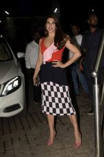 Jacqueline Fernandez at the Screening of Race 3 in pvr juhu on 14th June 2018