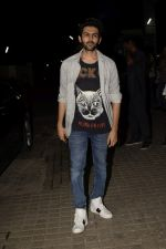 Kartik Aaryan at the Screening of Race 3 in pvr juhu on 14th June 2018