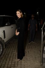 Lulia Vantur at the Screening of Race 3 in pvr juhu on 14th June 2018