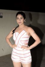 Neha Bhasin at the Screening of Race 3 in pvr juhu on 14th June 2018