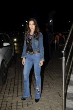 Waluscha D Souza at the Screening of Race 3 in pvr juhu on 14th June 2018