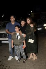 at the Screening of Race 3 in pvr juhu on 14th June 2018