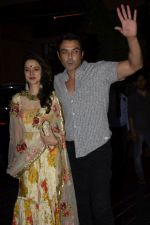Bobby Deol at Arpita Khan_s Eid party at her residence in bandra on 16th June 2018 (21)_5b275e6089ea2.JPG