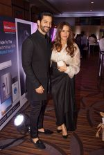 Neha Dhupia, Angad Bedi at the Red Carpet Of Miss India Sub-Contest 2018 on 17th June 2018 (194)_5b275428035b4.JPG