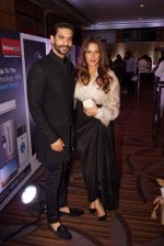 Neha Dhupia, Angad Bedi at the Red Carpet Of Miss India Sub-Contest 2018 on 17th June 2018 (196)_5b275429b2076.JPG
