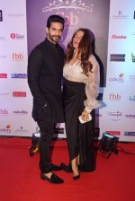 Neha Dhupia, Angad Bedi at the Red Carpet Of Miss India Sub-Contest 2018 on 17th June 2018