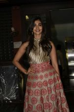 Pooja Hegde at Arpita Khan_s Eid party at her residence in bandra on 16th June 2018 (18)_5b275fb24becc.JPG