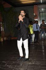 Saqib Saleem at Arpita Khan_s Eid party at her residence in bandra on 16th June 2018 (61)_5b275ff708338.JPG