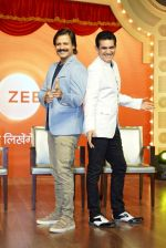 Vivek Oberoi, Omung Kumar at the Press Conference Of India_s Best Dramebaaz on 18th June 2018 (80)_5b28acf01494b.JPG