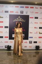Malaika Arora at Femina Miss India grand finale in NSCI worli, Mumbai on 19th June 2018