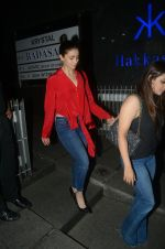 Alia Bhatt and Akansha Ranjan spotted at hakkasan bandra on 20th June 2018 (1)_5b2b4679f1ab4.JPG