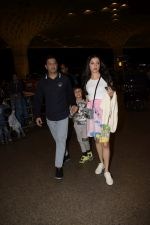 Bhushan Kumar, Divya Kumar leaving for IIFA at international airport in mumbai on 21st June 2018 (6)_5b2c9a16ab79f.JPG