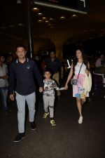 Divya Kumar leaving for IIFA at international airport in mumbai on 21st June 2018 (4)_5b2c9a2e45e33.JPG