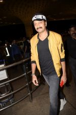 Riteish Deshmukh leaving for IIFA at international airport in mumbai on 21st June 2018 (12)_5b2c9a819f129.JPG