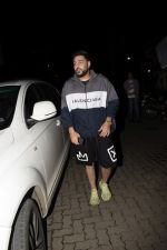 Badshah at the Arjun Kapoor's birthday party in his juhu residence on 27th June 2018