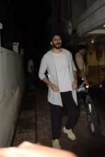 Harshvardhan Kapoor at the Arjun Kapoor's birthday party in his juhu residence on 27th June 2018