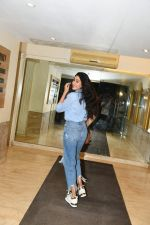 Janhvi Kapoor at the Arjun Kapoor's birthday party in his juhu residence on 27th June 2018