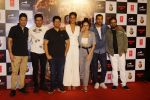 John Abraham, Manoj Bajpayee, Amruta Khanvilkar, Aisha Sharma, Bhushan Kumar, Nikkhil Advani, Milap Milan Zaveri at the Trailer Launch Of flim Satyameva Jayate on 27th June 2018 (50)_5b34eab1b0ead.JPG