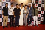 John Abraham, Manoj Bajpayee, Amruta Khanvilkar, Aisha Sharma, Bhushan Kumar, Nikkhil Advani, Milap Milan Zaveri at the Trailer Launch Of flim Satyameva Jayate on 27th June 2018 (62)_5b34eab812717.JPG