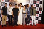 John Abraham, Manoj Bajpayee, Amruta Khanvilkar, Aisha Sharma, Bhushan Kumar, Nikkhil Advani, Milap Milan Zaveri at the Trailer Launch Of flim Satyameva Jayate on 27th June 2018 (66)_5b34ea9bf34b5.JPG