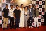 John Abraham, Manoj Bajpayee, Amruta Khanvilkar, Aisha Sharma, Bhushan Kumar, Nikkhil Advani, Milap Milan Zaveri at the Trailer Launch Of flim Satyameva Jayate on 27th June 2018 (68)_5b34ea9e4f437.JPG
