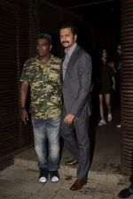 Riteish Deshmukh at Anand L Rai_s birthday party in Estella juhu on 27th June 2018 (11)_5b3493bb066e1.JPG