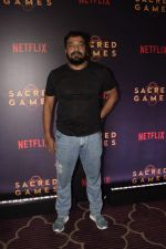 Anurag Kashyap at Sacred Games after party at jw marriott on 28th June 2018