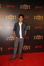 Ishaan Khattar at the Screening of Netflix Sacred Games in pvr icon Andheri on 28th June 2018