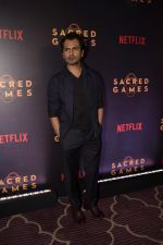 Nawazuddin Siddiqui at Sacred Games after party at jw marriott on 28th June 2018 (2)_5b35dc511775b.JPG