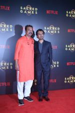 Nawazuddin Siddiqui at the Screening of Netflix Sacred Games in pvr icon Andheri on 28th June 2018