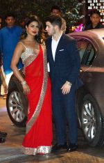 Priyanka Chopra, Nick Jonas at Akash Ambani & Shloka Mehta engagement party at Antalia in mumbai on 28th June 2018 (3)_5b35def7b1b26.jpg