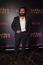 Saif Ali Khan at Sacred Games after party at jw marriott on 28th June 2018