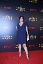 Sushama Reddy at the Screening of Netflix Sacred Games in pvr icon Andheri on 28th June 2018