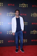 Vikramaditya Motwane at the Screening of Netflix Sacred Games in pvr icon Andheri on 28th June 2018