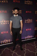 at Sacred Games after party at jw marriott on 28th June 2018