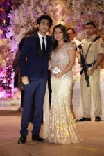 Gauri Khan, Aryan Khan at Akash Ambani & Shloka Mehta engagement at Antilia in mumbai on 30th June 2018 (54)_5b38e4d117047.jpg